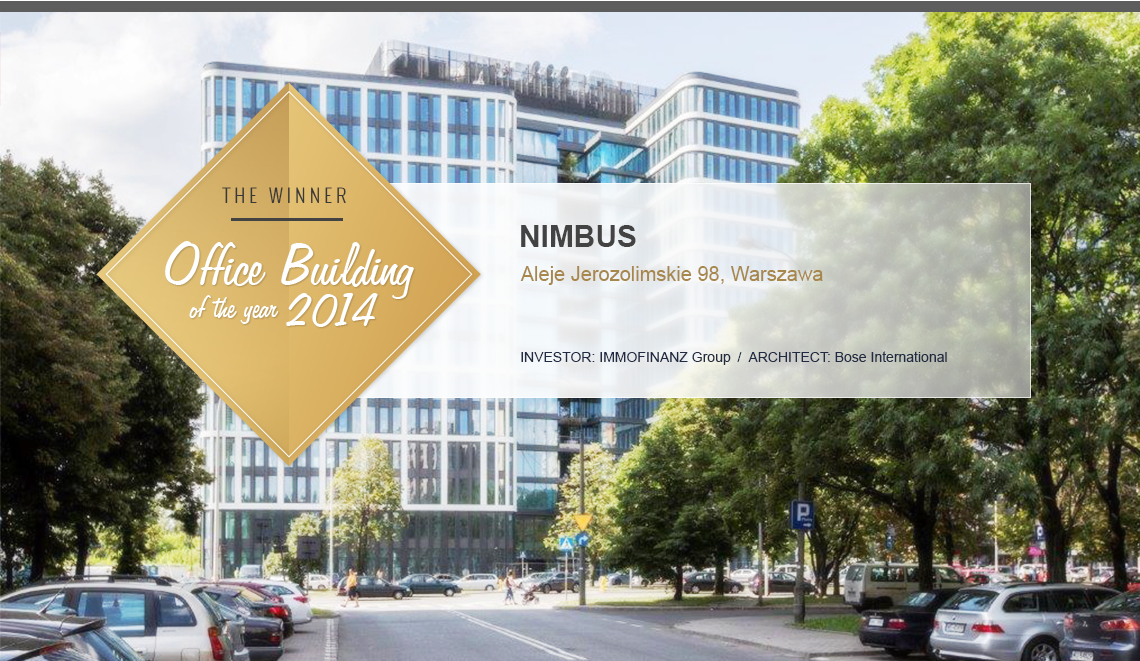 Office Building of the year 2014