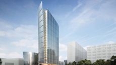 mBank Head Office Relocates To Mennica Legacy Tower