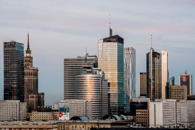 Q22 in Warsaw (pic Echo Investment)