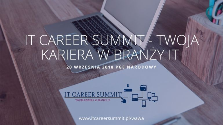 V edycja IT Career Summit