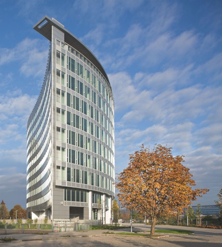 Catalina Office Center is located in Warsaw Mokotow