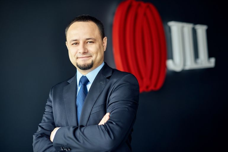 Marcin Faleńczyk - new head of Tricity office at JLL