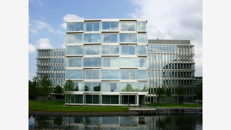 The complex's four buildings have been measured to be worth 139 mln Euro