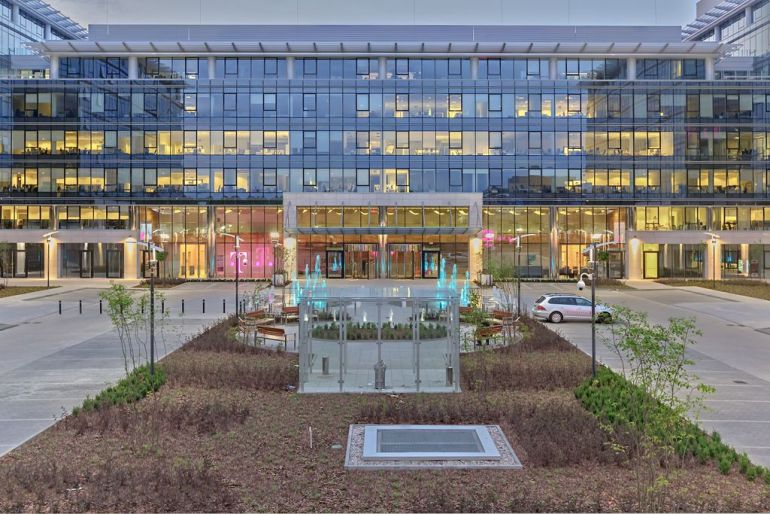 T-Mobile Office Park in Warsaw