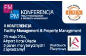 II Konferencja Facility Management & Property Management