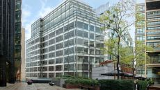 Knight Frank and DTZ commercialize HB Reavis London complex
