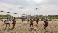 Charity Real Estate Beach Volleyball Tournament 2018
