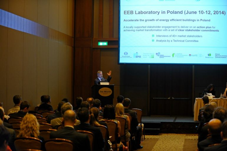 Participants of the meeting Laboratory for Energy Efficiency