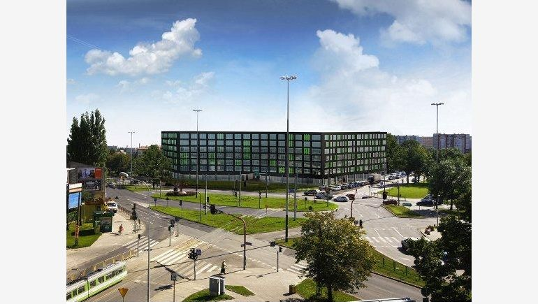 February this year, Infosys BPO Poland increased area rented in Green Horizon complex to around 15 000 sq. m