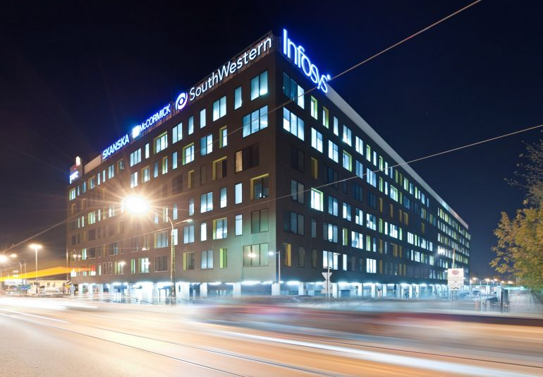 The purchase of property from Skanska is another transaction in Łódź for Griffin