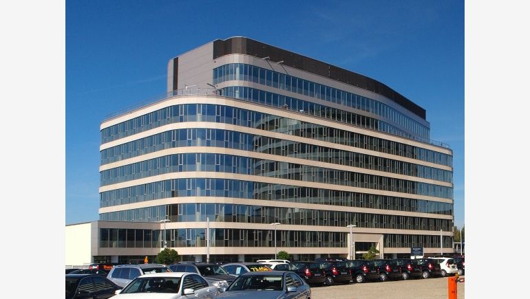 Office buidling Libra Business Center in Warsaw