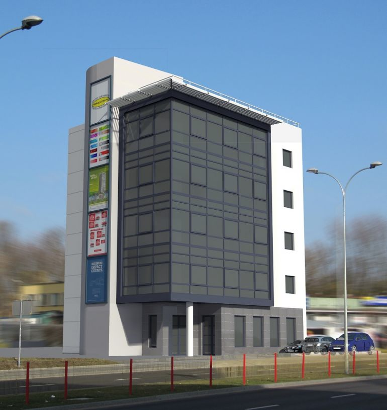 Business Center Wierzbowa