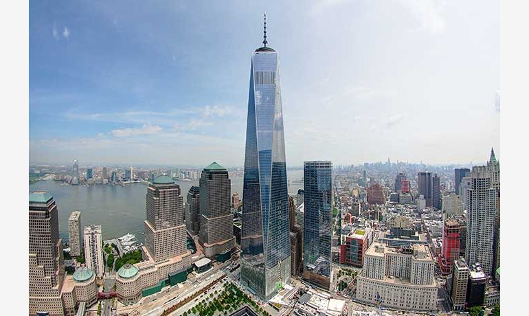 World Trade Center is towering over Manhattan again - www.onewtc.com