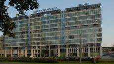Brokers are moving into Prosta Office Center