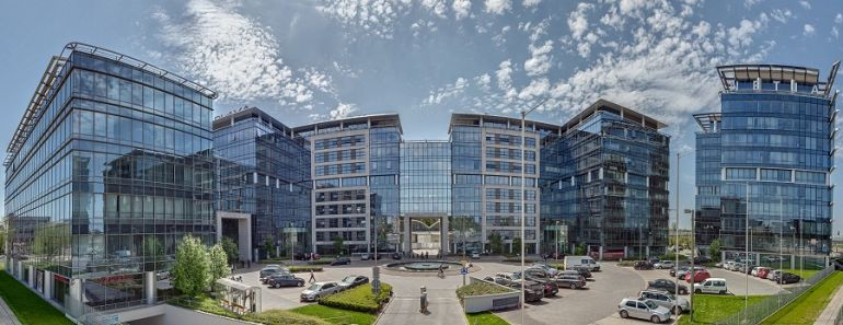 Marynarska Business Park in Warsaw has a new tenant. Eurocash Group is to move into a new office in the Mokotów district.