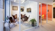 Confidentiality And Design: Offices And Conference Halls
