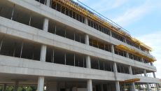 Progress at construction site – Porto Office B