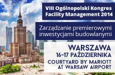 VIII National Congress of Facility Management