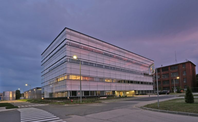 Engineering Research and Development Center UTC Aerospace Systems in Wrocław