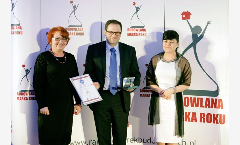 Joanna Florczak-Czujwid, Project Manager Construction Brand of the Year 2014
