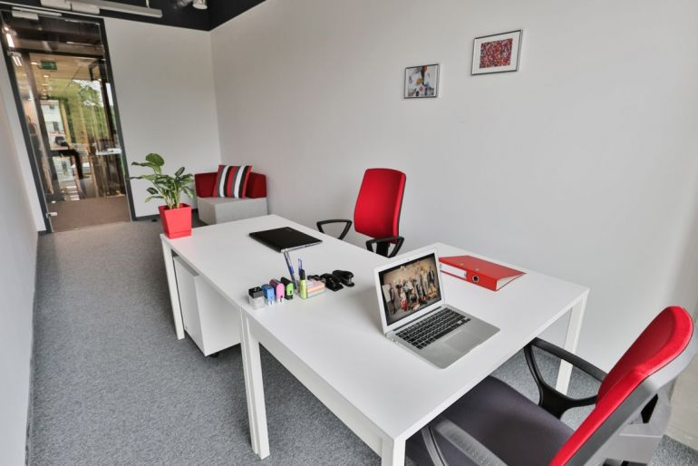 Biuro w O4 w Olivia Business Centre
