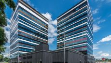 First building of Silesia Business Park receives LEED certificate