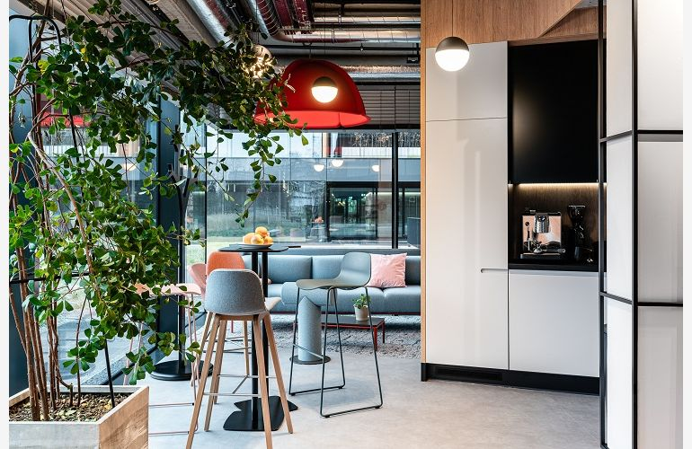 Kinnarps: Effective Space At New Showroom