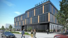 Pil-Building will build Onyx Business Point in Piła