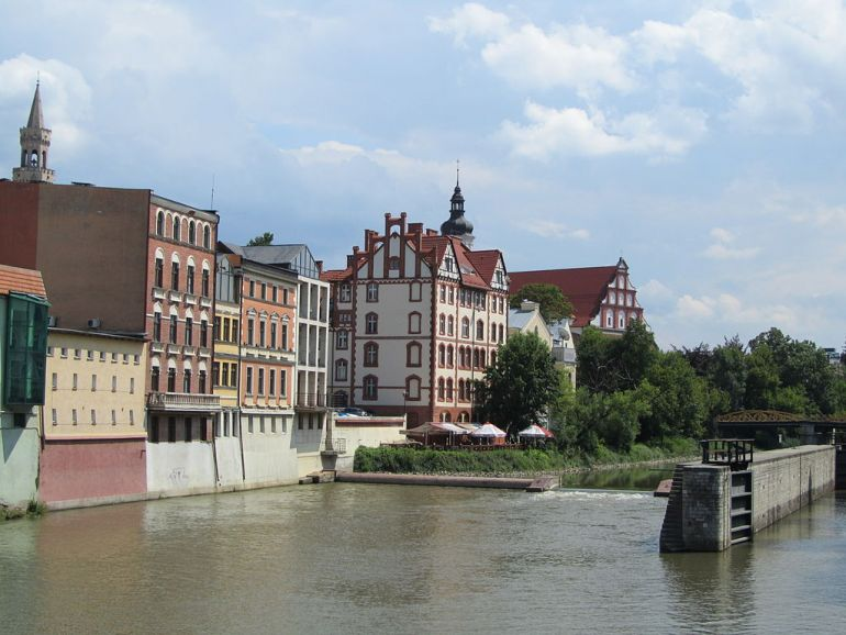 Opole, pic Daviidos [CC BY-SA 3.0], source: Wikimedia Commons