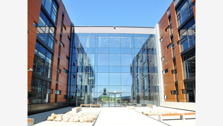 On the picture: BCB Business Park in Gdansk