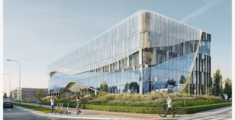 Ocean Office Park, source: partner's press materials