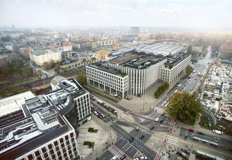 Sagittarius Business House - new office in Wrocław