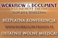 Workflow & Documents management Trends 2014