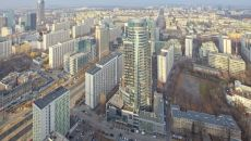 Warsaw: Europa Capital LLP bought Twarda Tower office building.