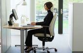 Be health-conscious - create an ergonomic office