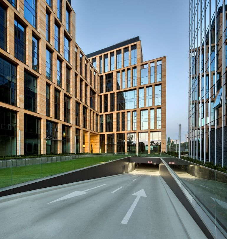 "Gdansk Business Center was certified BREEAM rated ""Very good"""