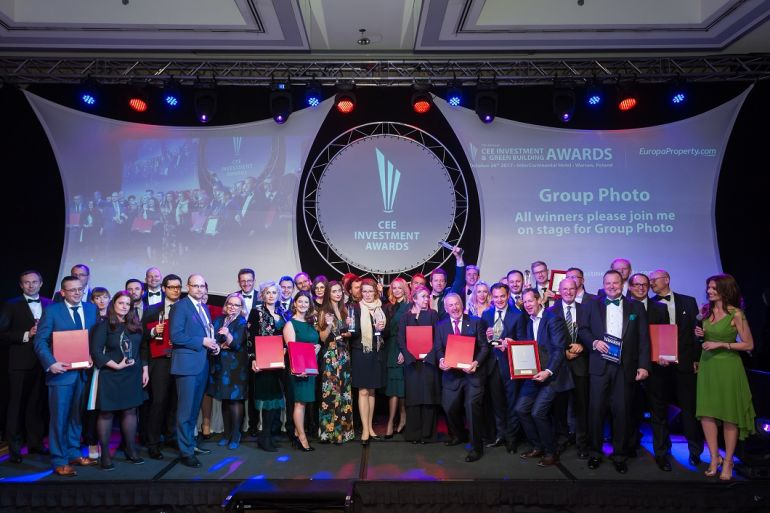 Investment Awards winners 2017