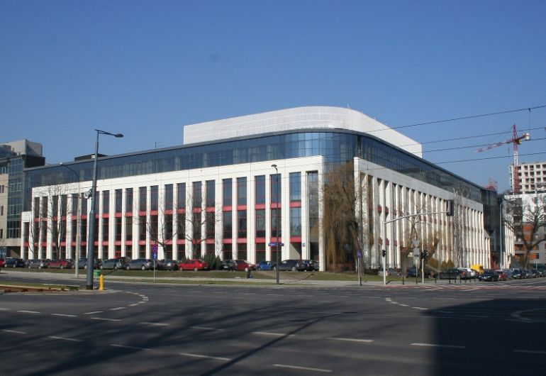 "Yareal purchased a building which was a former headquarters of ""Kredyt Bank"""