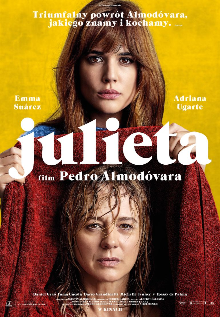 "Scene from the movie ""Julieta"" (source: Gutek Film)"