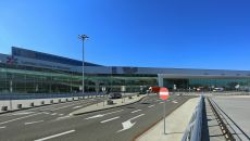 Completed investment at the Warsaw Chopin Airport