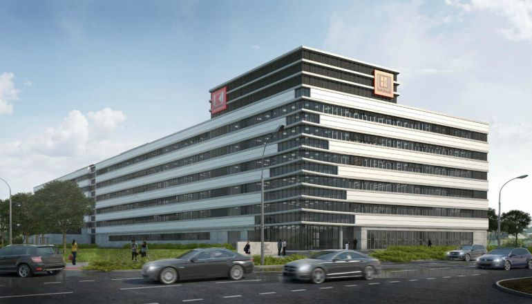 Kaufland Poland Central Office in Wrocław