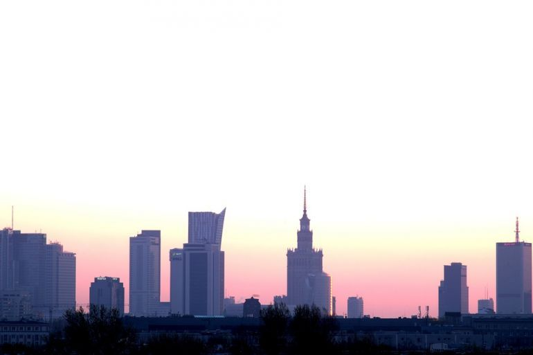 Modern office space in Warsaw amounted to ca. 5 017 000 sq. m in the third quarter of 2016 (pic pixabay.com)