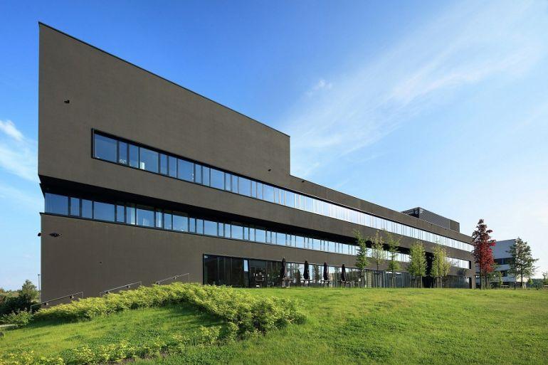 Nietypowy Okaz Wilanów Office Park przyciąga najemców - Newsy : e-biurowce.pl FX56