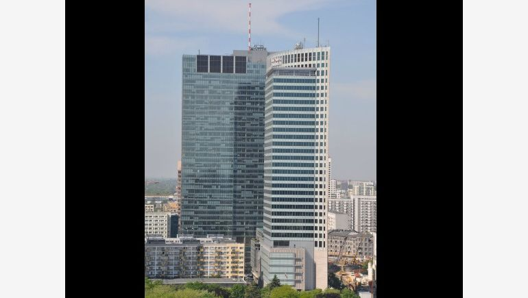 Warsaw Financial Centre office building