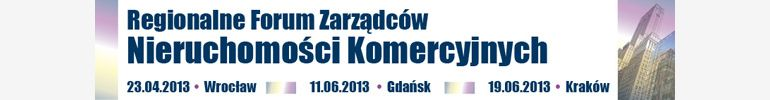 Regional Forum of the Commercial Property Managers - Wroclaw