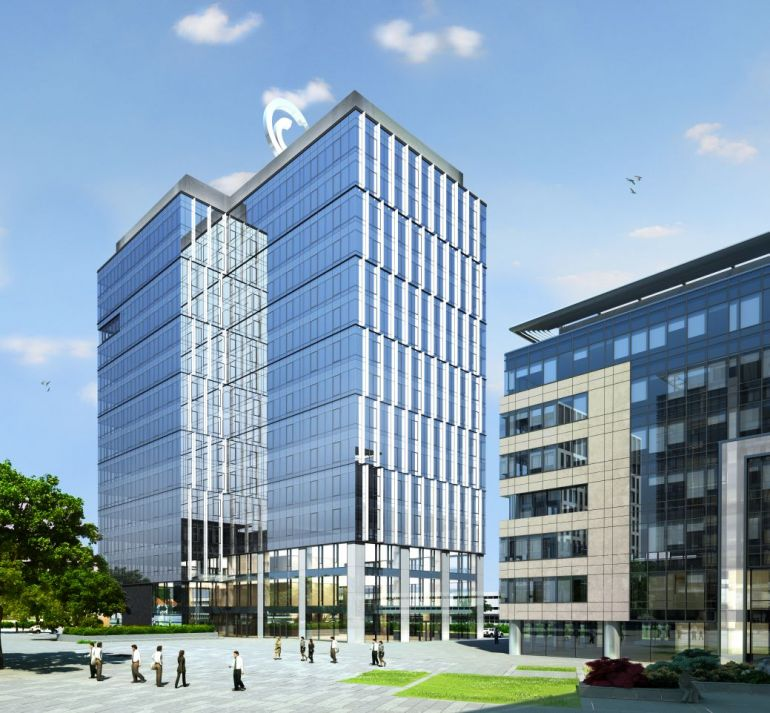 The ThyssenKrupp company is planning to open Shared Services Center in Olivia Six