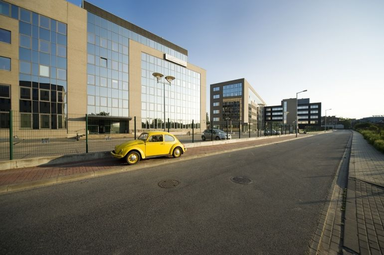 Flanders Business Park