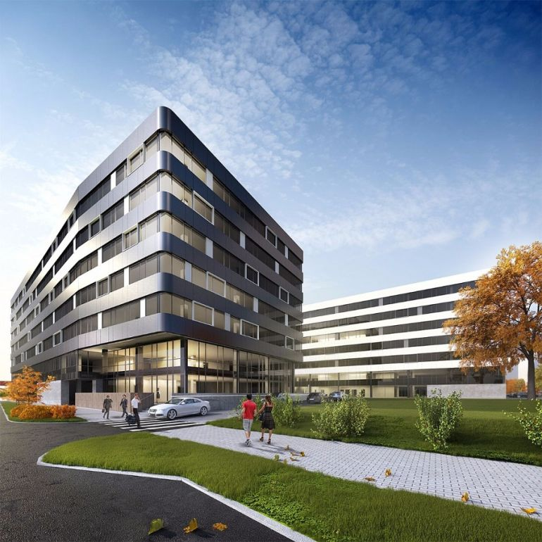 Zabłocie Business Park