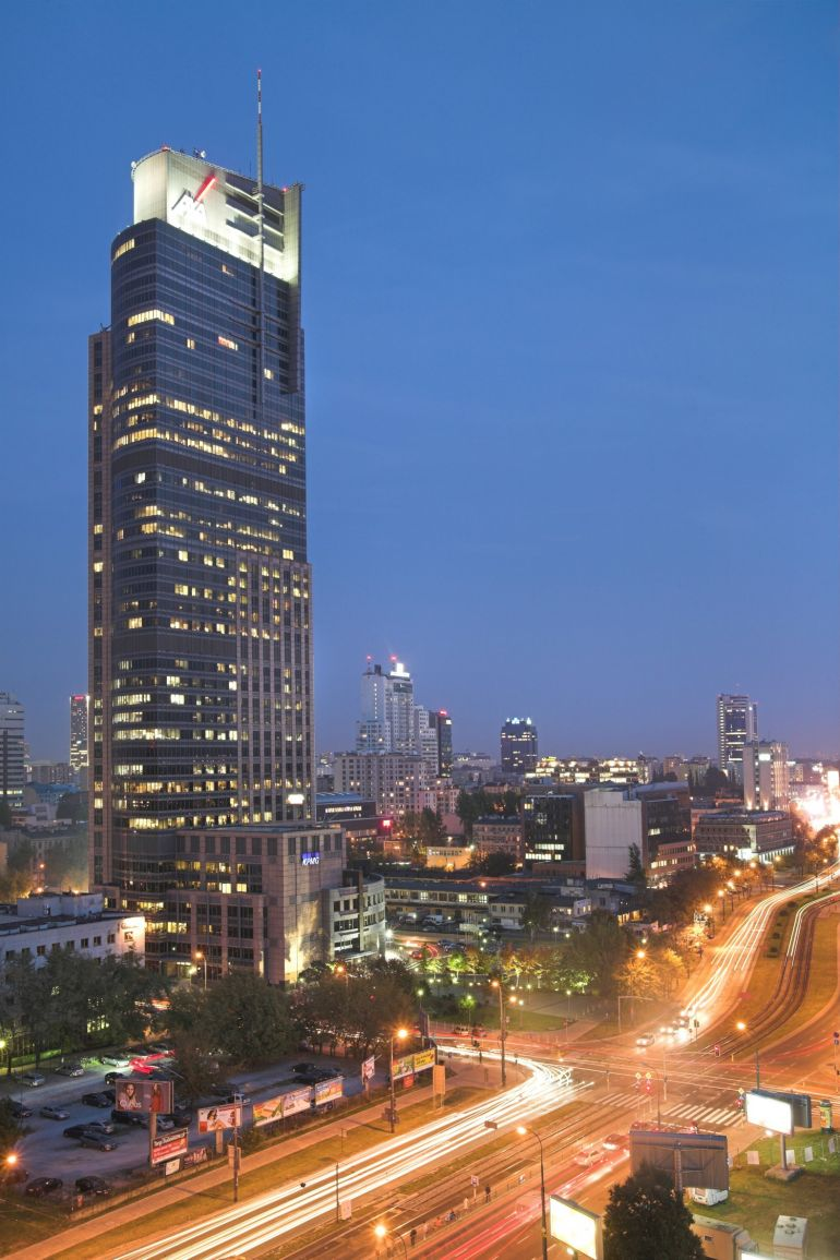 Warsaw Trade Tower, pic wtt.pl