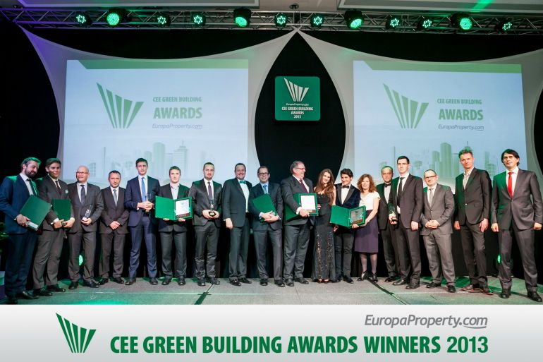 EuropaProperty CEE Investment & Green Building Award 2013